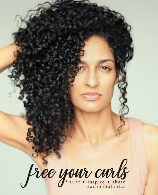 Ashba Botanics India S First Curly And Wavy Hair Brand